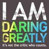 daring greatly badge